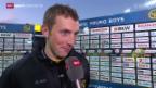 Video «Fussball: Super League, YB-Basel, Reaktionen zum Spiel» abspielen