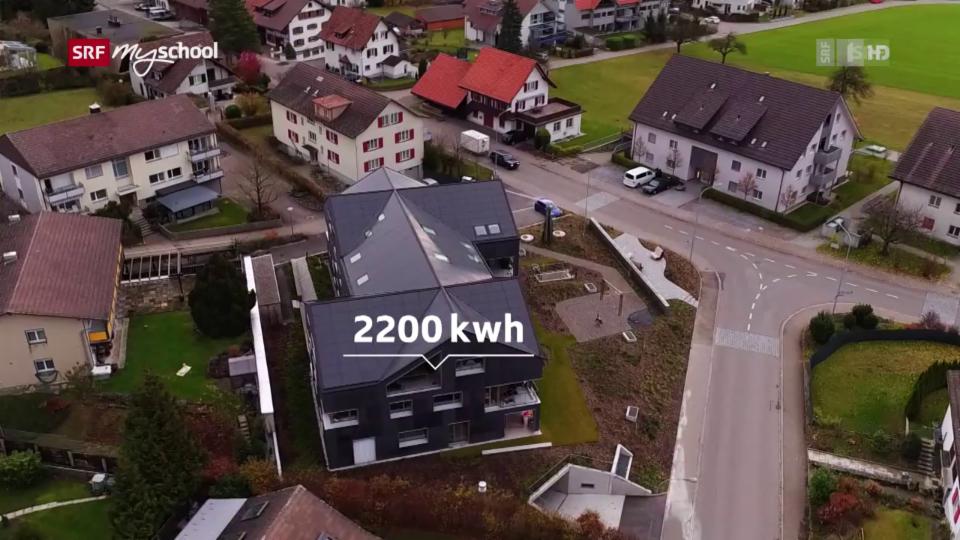 Ein Haus als Kraftwerk
