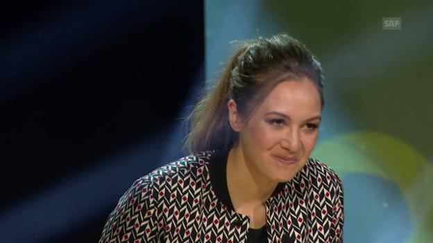 Video «Sophie Hunger, beste Filmmusik» abspielen