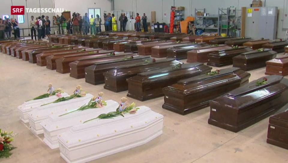 Lampedusa nach der Flüchtlingskatastrophe