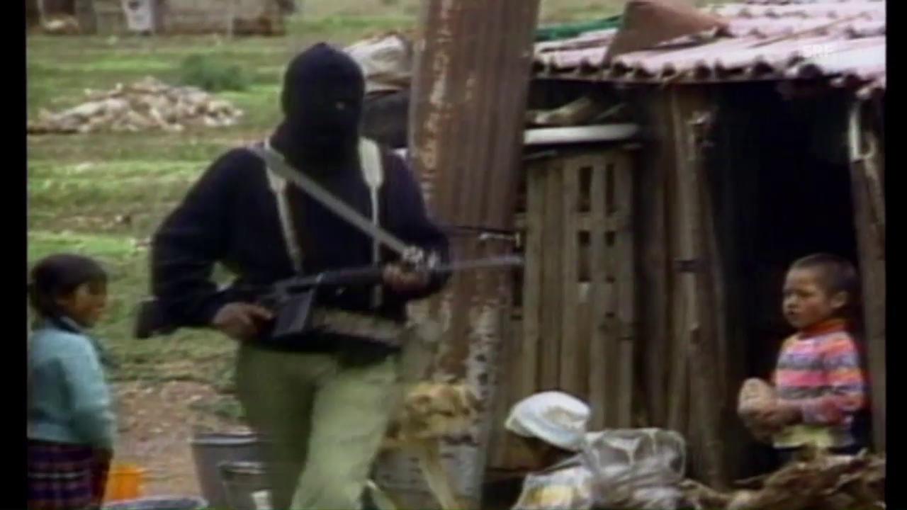 Jeder Campesino wurde verdächtigt, ein Terrorist zu sein