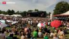Video «Swisscom sponsert keine Musik-Festivals mehr» abspielen