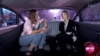 Video «Lina Larissa Strahl: Mit einer singenden Hexe in der «G&G»-Limo» abspielen