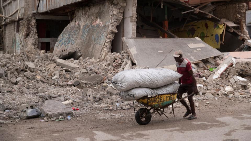 Warum Haiti von Katastrophen härter getroffen wird als andere Staaten