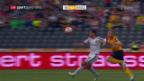 Video «Basel siegt trotz YB-Reaktion» abspielen