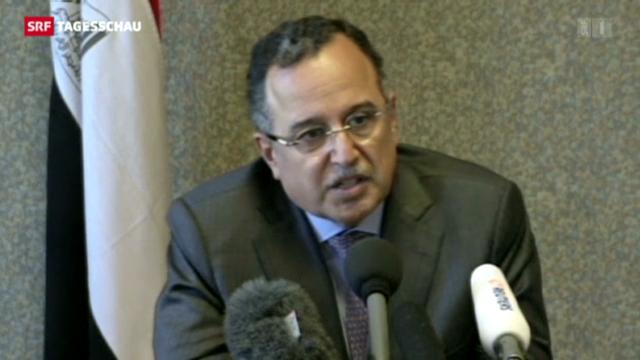 Ägyptens Übergangsregierung pocht auf Räumung