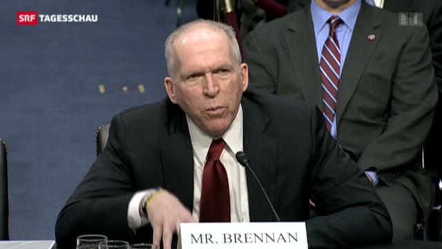 John Brennan ist vielen ein Dorn im Auge