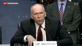Video «John Brennan ist vielen ein Dorn im Auge» abspielen