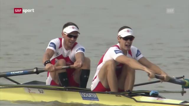 WM-Gold für Tramer/Niepmann («sportaktuell»)