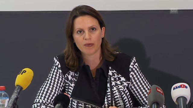 SiK-Präsidentin Chantal Galladé zum Gripen-Entscheid