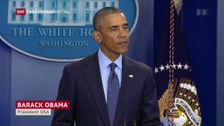 Video «Obama will strikteres Waffengesetz» abspielen