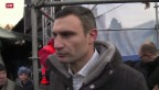 Video «Ukraine: Kein Rücktritt der Regierung» abspielen