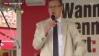 Video «Wahlen in Thüringen: Phänomen Bodo Ramelow» abspielen