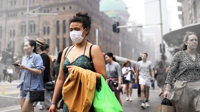 Dicke Luft – Wie Smog und Rauch die Lunge belasten