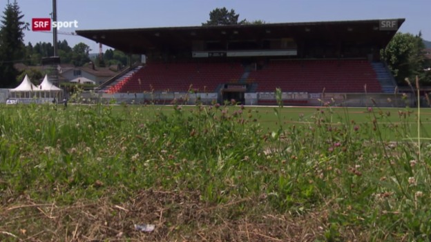 Video «Fussball: Der FC Aarau und sein Kultstadion» abspielen