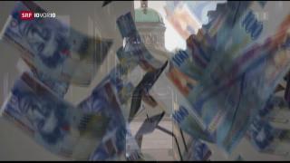 Video «Sich verschulden und Geld erhalten – eine Realität» abspielen