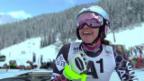 Video «Die Fahrt von Tina Weirather» abspielen
