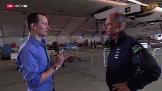 Video «FOKUS: Bertrand Piccard im Interview» abspielen