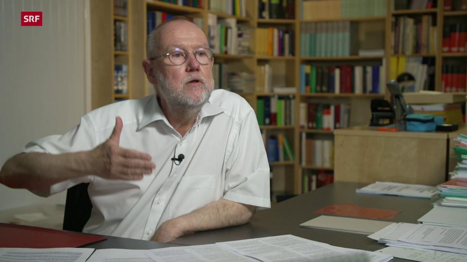 Stephan Fuhrer, Professor für Privatversicherungsrecht: «Eine solche Bestimmung verstösst gegen das Gesetz.»