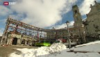 Video «Klosterplatz Einsiedeln wird saniert» abspielen