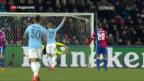 Video «Champions-League: Manchester City trifft auf Basel» abspielen