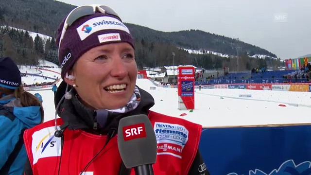 Interview mit Trainerin Guri Hetland («sportlive»)