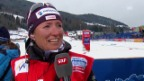 Video «Interview mit Trainerin Guri Hetland («sportlive»)» abspielen