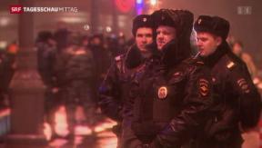 Video «Russischer Regierungskritiker in Moskau erschossen» abspielen
