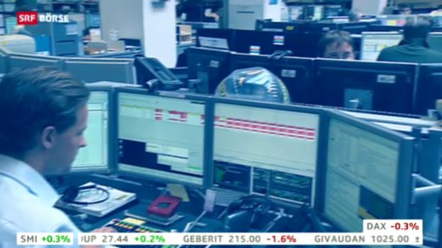 Video «SRF Börse vom 28.01.2013» abspielen