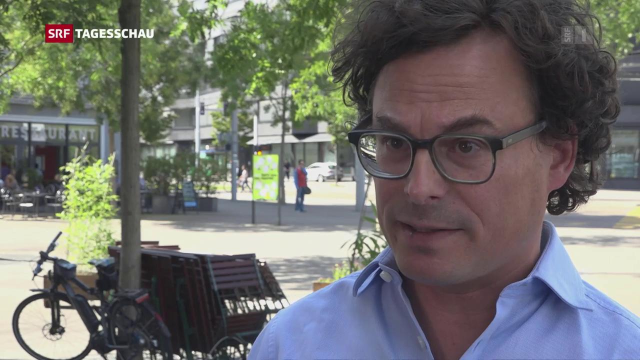"""Daniel Graf: """"Den Befürwortern fehlt ein Kopf der dagegen halten kann"""""""