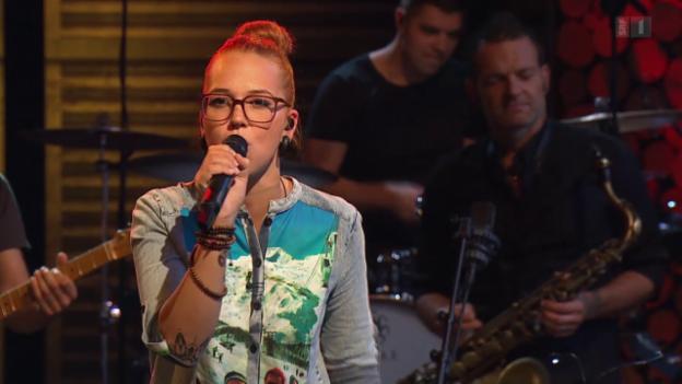 Video «Stefanie Heinzmann mit «Kiosk»» abspielen
