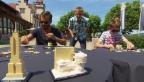 Video «Bligg im Lego-Duell» abspielen