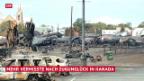 Video «Meldungen Ausland» abspielen