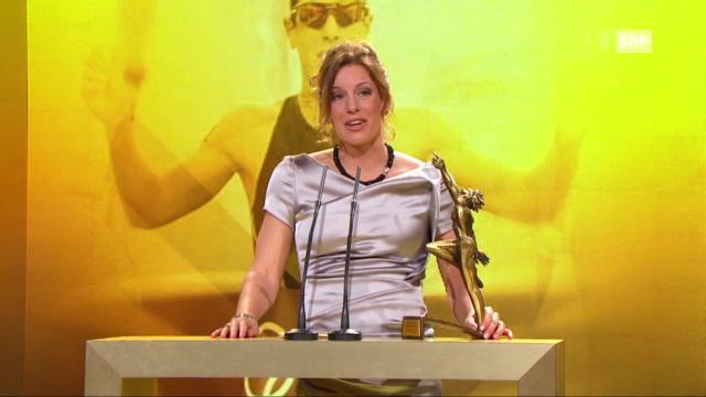 «Sports Awards»: Auszeichnung Nicola Spirig