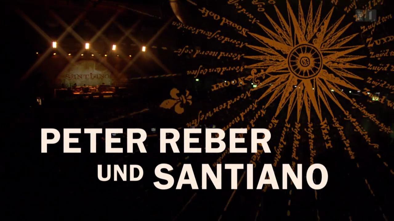 Peter Reber und Santiano vom 21.04.2014