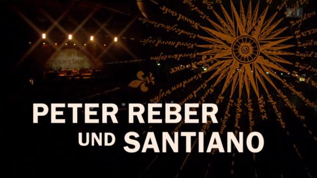 Video «Peter Reber und Santiano vom 21.04.2014» abspielen