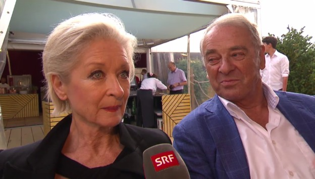 Video «Heidi Maria Glössner übers Verlassenwerden» abspielen