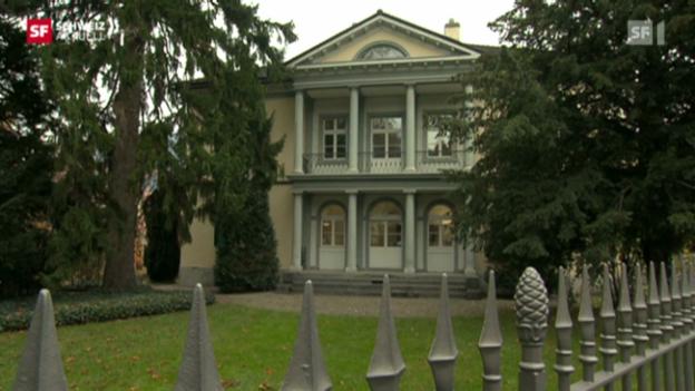 Video «Schweiz aktuell vom 22. November 2012» abspielen