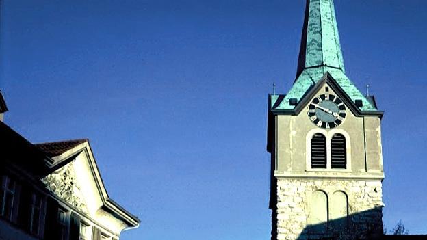 Glockengeläut der Kirche St. Laurentius, Herisau