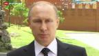 Video «Putin fordert Dialog mit Separatisten» abspielen