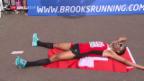 Video «Tadesse Abraham triumphiert im EM-Halbmarathon» abspielen