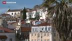 Video «Wie steht es um die europäischen Schuldenstaaten?» abspielen
