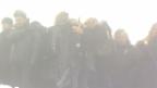 Video «Gedenkfeier auf dem Gotthard-Pass: Abschied von Steve Lee» abspielen