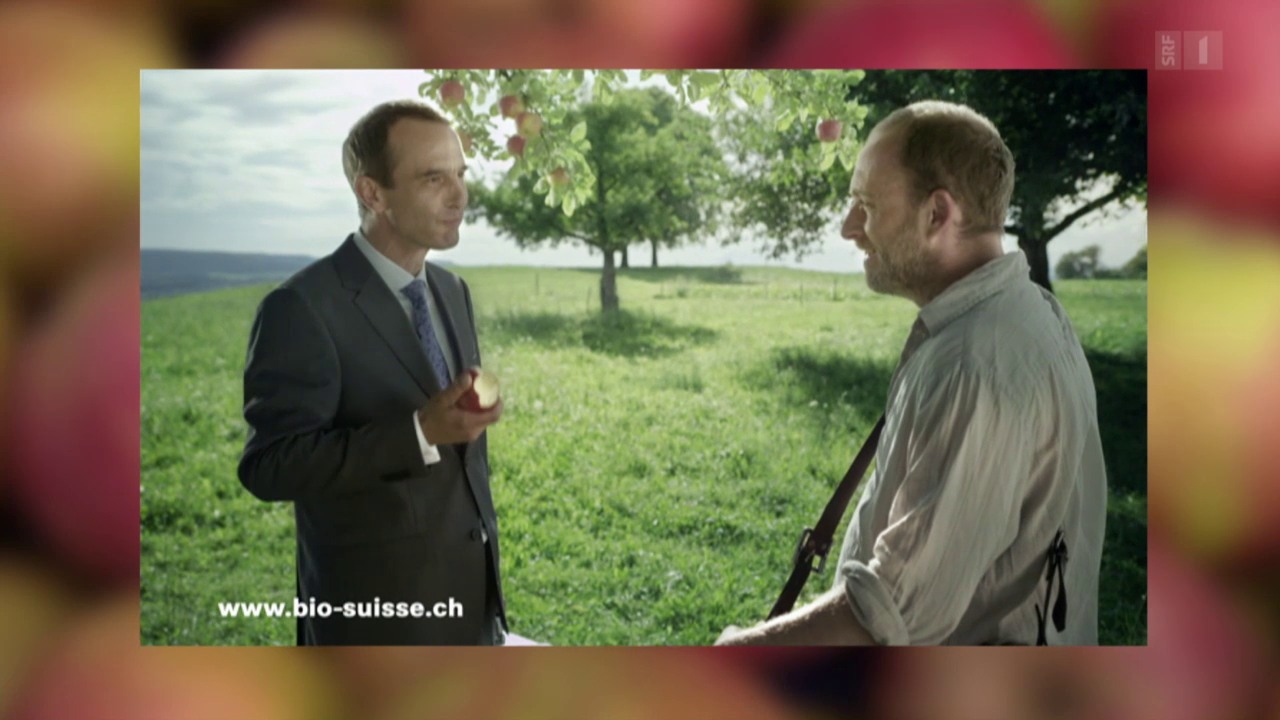 Werbefilm «Bio Suisse»