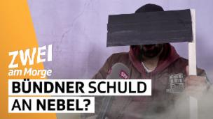 Video «Schweizer Nebel ist eine Verschwörung – alle Beweise» abspielen