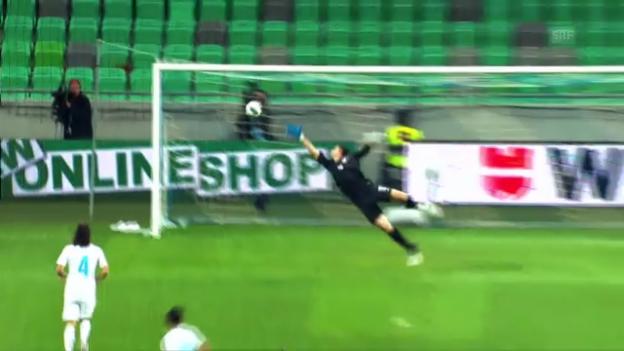 Video «Fussball: Clip Nati-Tore» abspielen