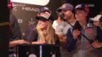 Video «Lara Gut vor dem Saisonstart in Sölden» abspielen