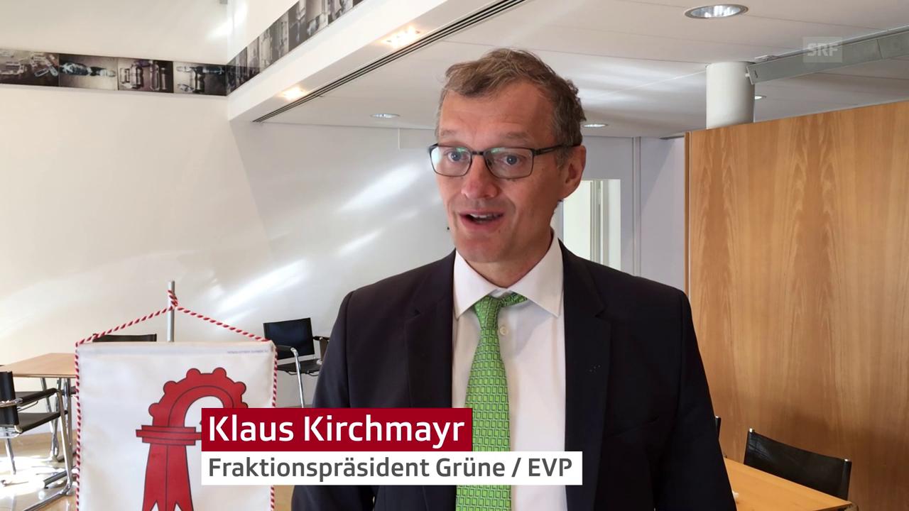 Klaus Kirchmayr, Grüne: Wichtigstes Ziel?