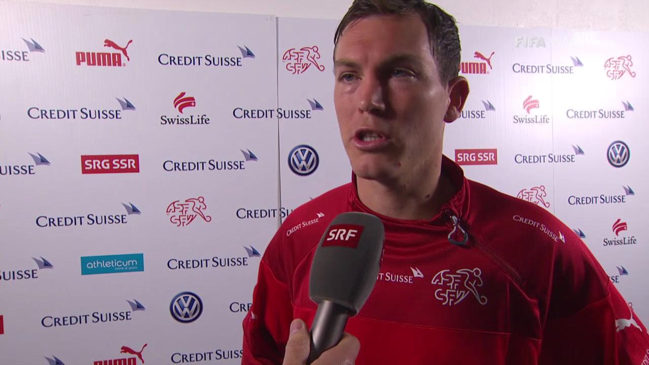 Fussball: Interview mit Stephan Lichtsteiner