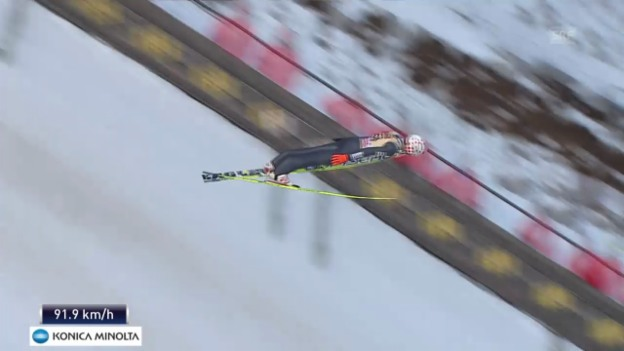 Video «Skispringen: Weltcup in Willingen («sportlive», 02.02.2014)» abspielen